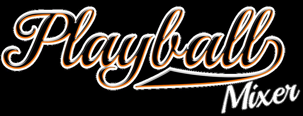 Playball pro mixer logo